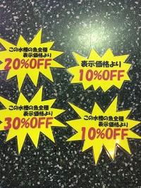 ★週末限定セール開催中!!★