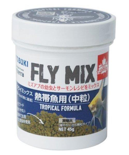 画像1: コトブキ フライミックス熱帯魚 中粒 45g ボトル (1)